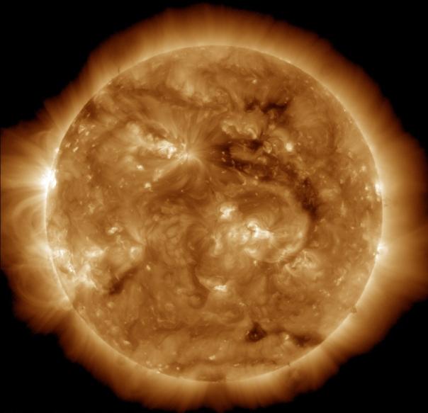 solar a la NASA